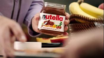Nutella TV Spot For Morning Breakfast - Thumbnail 2