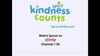Comcast Sprout TV Spot, 'Sesame Street Kindness' - Thumbnail 8