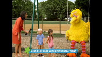 Comcast Sprout TV Spot, 'Sesame Street Kindness' - 33 commercial airings