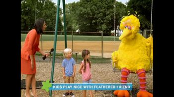 Comcast Sprout TV Spot, 'Sesame Street Kindness'