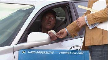 Progressive TV Spot, 'Safe Driving Rewards' Featuring The Messenger