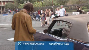 Progressive TV Spot, 'Safe Driving Rewards' Featuring The Messenger - Thumbnail 7