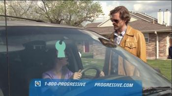Progressive TV Spot, 'Safe Driving Rewards' Featuring The Messenger - Thumbnail 5