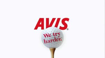 Avis Car Rentals TV Spot For Avis Between Runway And Golf