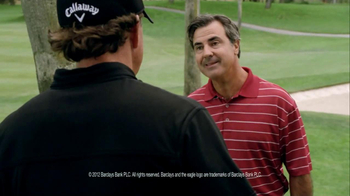 Barclays TV Spot For Featuring Phil Mickelson - Thumbnail 6