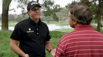 Barclays TV Spot For Featuring Phil Mickelson - 23 commercial airings