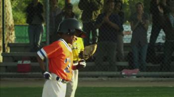 Chevrolet TV Spot, 'Little League Baseball' Featuring Tim Allen - Thumbnail 4
