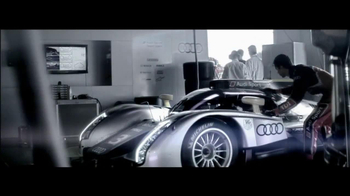 Audi TV Spot For R18 TDI