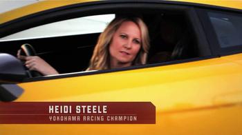 Yokohama TV Spot Featuring Cameron and Heidi Steele - 541 commercial airings