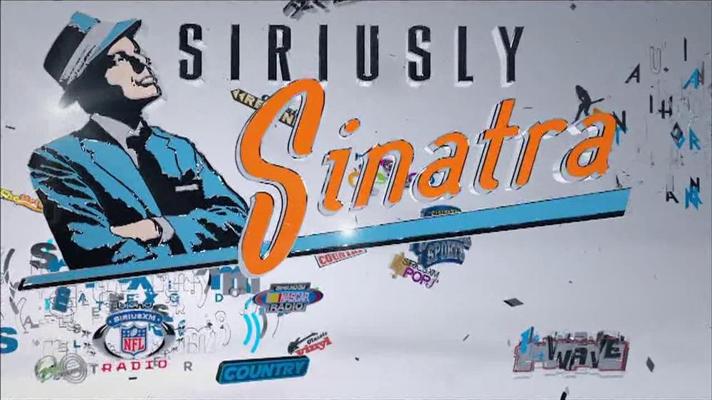 Sirius/XM Satellite Radio TV Commercial For SiriusXM - Video