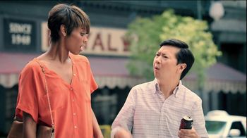 Diet Coke TV Spot, 'And Is Better Than Or' Featuring Ken Jeong