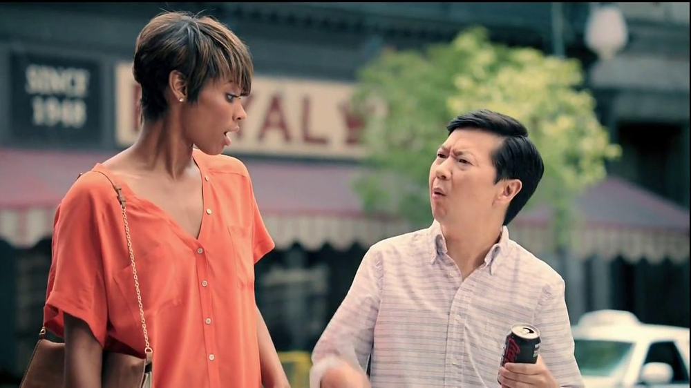 Diet Coke TV Commercial, 'And Is Better Than Or' Featuring Ken Jeong - Video