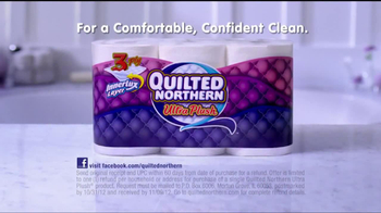 Quilted Northern Ultra Plush TV Spot - Thumbnail 9