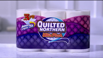 Quilted Northern Ultra Plush TV Spot - Thumbnail 6