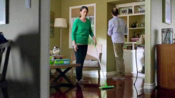 Swiffer 2-In-1 Sweeper TV Spot, 'Water Gun Fight' - Thumbnail 1