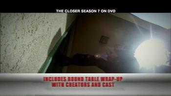 TNT TV Spot For The Closer Season 7 DVD - Thumbnail 5