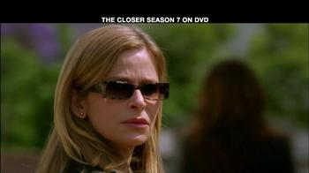 TNT TV Spot For The Closer Season 7 DVD - Thumbnail 8