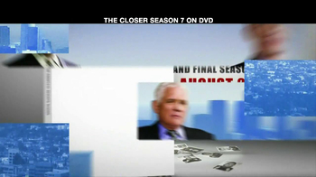 TNT TV Spot For The Closer Season 7 DVD - Thumbnail 9