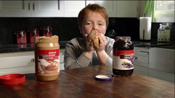 Target TV Spot For Market Pantry, Peanut Butter And Jelly