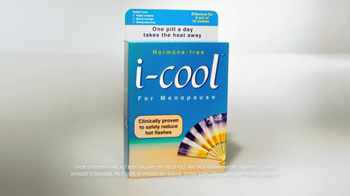 i-Cool For Menopause TV Spot For Hot Flash Relief - Thumbnail 7