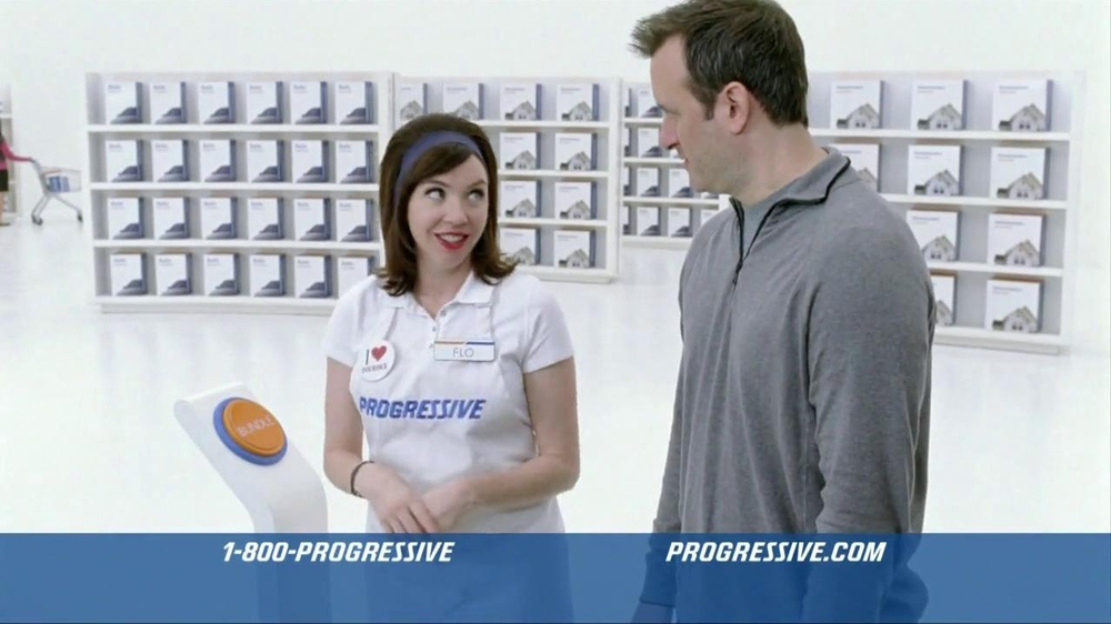 Progressive tv commercial for the bundler - Flo progressive wallpaper ...