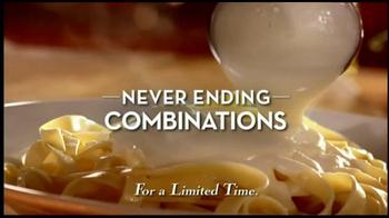 Olive Garden Never-Ending Pasta Bowl TV Spot - Thumbnail 3