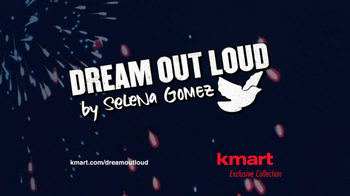 K-mart TV Spot For Dream Out Loud by Selena Gomez - Thumbnail 9