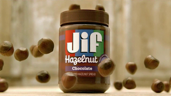 Jif Chocolate Hazelnut Spread TV Spot - Thumbnail 4
