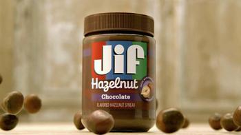 Jif Chocolate Hazelnut Spread TV Spot - Thumbnail 5