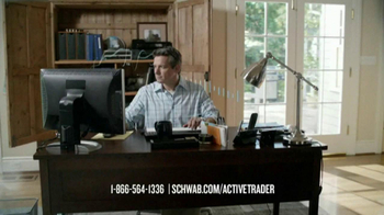 Charles Schwab Active Trader TV Spot, 'Let's Talk About Your Trading Zone' - Thumbnail 1