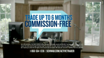 Charles Schwab Active Trader TV Spot, 'Let's Talk About Your Trading Zone'