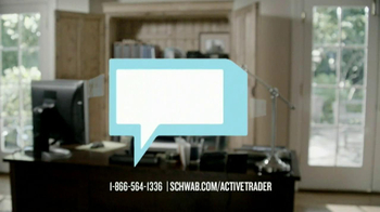 Charles Schwab Active Trader TV Spot, 'Let's Talk About Your Trading Zone' - Thumbnail 2