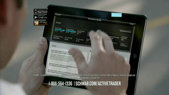 Charles Schwab Active Trader TV Spot, 'Let's Talk About Your Trading Zone' - Thumbnail 6