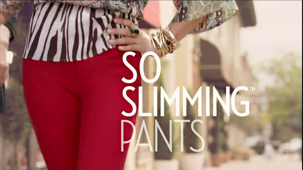 Chico's So Slimming Pants Collection TV Commercial, Song by Colbie Caillat