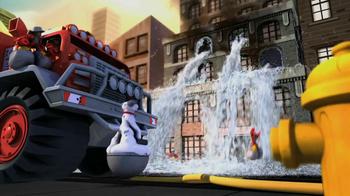Mattel TV Spot For Matchbox Heroes Big Boots