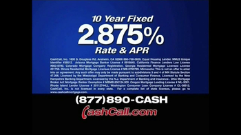 Cash Call TV Spot For 10-Year Fixed Rate - Thumbnail 5