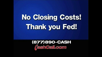 Cash Call TV Spot For 10-Year Fixed Rate - Thumbnail 3