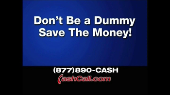 Cash Call TV Spot For 10-Year Fixed Rate - Thumbnail 4