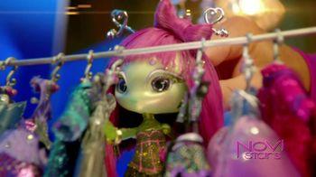 Novi Stars TV Spot For Alie Lectric and Una Verse