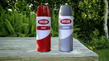 Krylon TV Spot for Dual Paint And Primer - Thumbnail 1