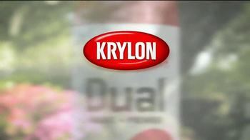 Krylon TV Spot for Dual Paint And Primer - Thumbnail 10