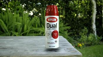 Krylon TV Spot for Dual Paint And Primer - Thumbnail 3