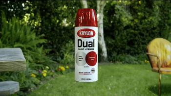 Krylon TV Spot for Dual Paint And Primer - Thumbnail 4
