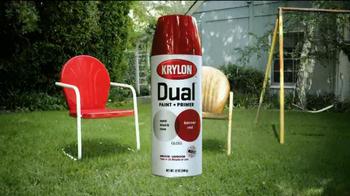 Krylon TV Spot for Dual Paint And Primer - Thumbnail 5