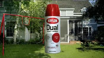 Krylon TV Spot for Dual Paint And Primer - Thumbnail 6
