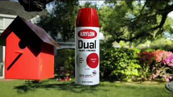 Krylon TV Spot for Dual Paint And Primer - Thumbnail 7