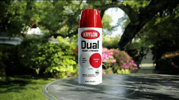 Krylon TV Spot for Dual Paint And Primer - Thumbnail 8