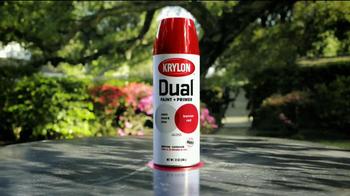 Krylon TV Spot for Dual Paint And Primer - Thumbnail 9
