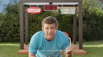 Krylon TV Spot for Krylon Vs. Leading Brand - Thumbnail 4