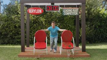 Krylon TV Spot for Krylon Vs. Leading Brand - Thumbnail 8